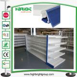 Plastic Data Strip for Hook Shelf