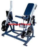 fitness equipment, fitness machine, gym and body building equipment, ISO-Lateral Leg Extension (HS-3022)