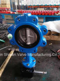 Soft Seat Lug Butterfly Valve with Pin (D37L1X-10/16)