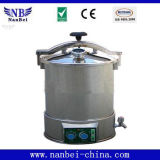 Automatic Microcomputer Control Steam Sterilizer with ISO Certificate