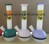 American Colored Glass Smoking Water Pipes for Tobacco