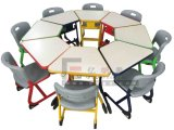 Cheap Price Table Enfant /Children Furniture Desk/Colourful Kid′s Table & Chair