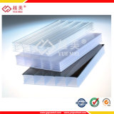 Polycarbonate Honeycomb Sheet for Greenhouse Project (PC-YM-010)