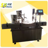 Automatic Electric Liquid Filling Capping Machine (HT-E)