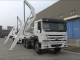 Factory Price 3 Axle 60 Ton 40FT Container Semi Trailer