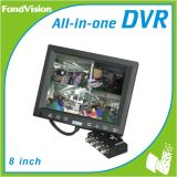 8inch 4CH Standalone 3G WiFi Security P2p CCTV DVR