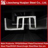 Q235B Section Steel High Quality Steel Channel with Pre-Galvanized