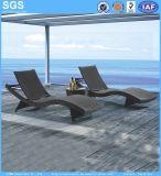 Rattan Sun Lounger Big Wave Beach Lounge Chair Outdoor Furniture