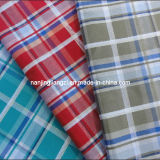 Cotton Yarn Dyed Fashion Dobby Check Fabric (LZ5551S)