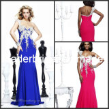 Sweetheart Party Cocktail Celebrity Gowns Mermaid Prom Evening Dresses E13191