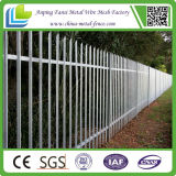 Hot Dipped Galvanized Steel Palisade Fence for Sale