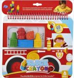 3D Wax Crayon Set for Children/Kids/Baby Drawing