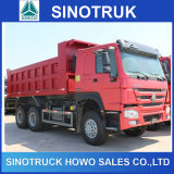 China Tipper Trucks 21-30ton HOWO 6X4 10 Wheeler Sino Truck Dump Truck