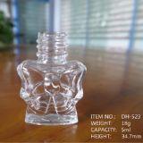 Bowknot fashion Glass Nail Polish Bottle