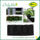 Onlylife Eco-Friendly Wool Felt Garden Vertical Wall Planter