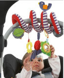 Passed Safe Certificate Newborn Hanging Toy with Rattle