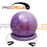 PVC Yoga Gym Ball Exercise Fitness Balance Ball (PC-YB4001)