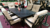 Outdoor Furniture for Garden and Patio Aluminum Dining Set
