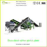 Dura Shred Tire Shredder Rubber Mulch System