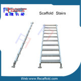 Q235 Steel Material Construction Building Scaffolding Stair Stringer