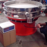 Ultrasonic Vibratory Screen for Screening Ultrafine Dry Powder
