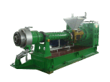 Xjd-150X16D Pin-Barrel Cold Feed Rubber Extruder