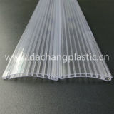 Clear Plastic Rolling Shutter Slats
