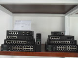 Fiber Ether switch for Safe City Road Monitoring System Solution