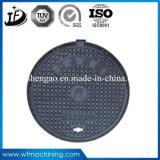 En124 Standard Di Resin Casting Manhole Cover/Manhole Frame