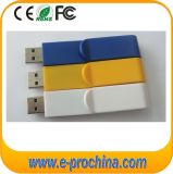Clip Shape Colorful USB Flash Drive for Promotion Cheap Plastic USB Pen Drive (EM406)