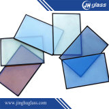 3-8mm Flat Colored Reflective Glass