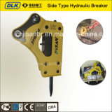 Side Type Excavator Rock Breaker Hammer for 4-7tons Machinery