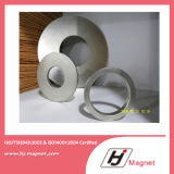 Super Strong Customized N38 N48 N52 Ring Permanent NdFeB/ Neodymium Magnets for Motor