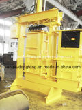 Ce Cerfiticated Double Chamber Clothing Baling Press Machine