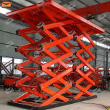Electric Double Scissor Lift Table for Heavy Duty