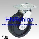black pp heavy duty industrial caster