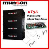 Active 3 Way Powerful Line Array Speaker/ uTour-uT3A