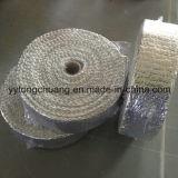 High Temperature Ceramic Fiber Tape with Alminium
