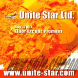 Day Light Fluorescent Pigment Fv-Gold-Yellow for Inks