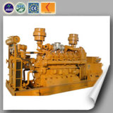 500kw Natural Gas Generator with CE, ISO, Cu-Tr Sale