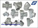 Plastic Pipe Connecting Tee Fitting Mould (JZ-P-D-01-016_E)