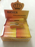 Fine Quality Kingsize Premium Rolling Paper, Thin Paper
