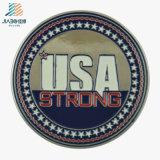 Custom Soft Enamel USA Military Police Souvenir Medallion