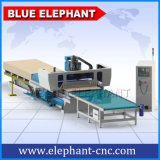 1325 Router CNC Wood Auto Feed Production Line, CNC Router Machine for Aluminum, Kitchen Cabinet Door