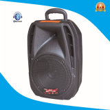 8 Inch Battery Speaker with 1 Wireless Microphone F25