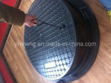 Composite Round Manhole Cover with SMC Material (B125-900*70)