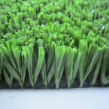 20mm Green Color Fibrillated Badminton Synthetic Grass