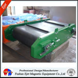 Cross Belt Magnetic Separator for Waste Tire Recycling Plant