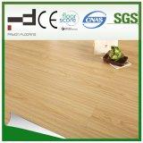 8mm White Oak 2 Strips Embossed Surface Waxed HDF Laminate Flooring