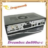 Digital HD TV Set Top Box DVB-C Digital TV Receiver, Linux OS HD Decoder Dm800HD Se Cable Receiver